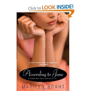 According to Jane by: Marilyn Brant