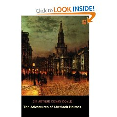 The Adventures of Sherlock Holmes by: Sir Arthur Conan Doyle