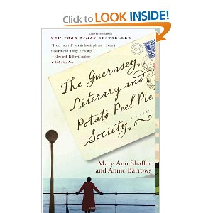 The Gurnsey Literary and Potato Peel Pie Society by Mary Ann Shaffer