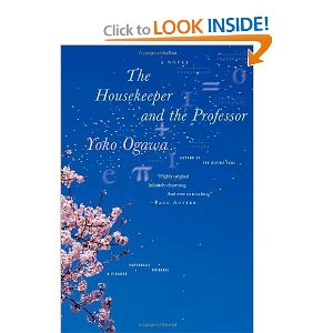 The Housekeeper and the Professor  by: Yoko Ogawa
