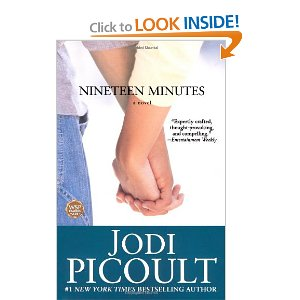 Nineteen Minutes by: Jodi Picoult