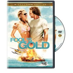 Fool's Gold starring: Kate Hudson and Matthew McConaughey