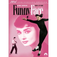 Funny Face starring Audrey Hepburn and Fred Astaire