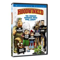Hoodwinked, the new movie about what really happened to Little Red Riding Hood