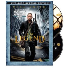 I am Legend starring Will Smith