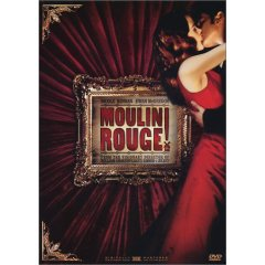 Moulin Rouge movie cover