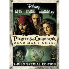 The Pirates of the Caribbean: Dead Man's Chest