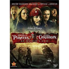 The Pirates of the Caribbean: At World's End