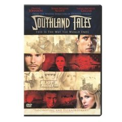 Southland Tales starring Sarah Michelle Gellar and Mandy Moore