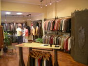 custom made leather jackets at Uru Recoleta in Buenos Aires, Argentina