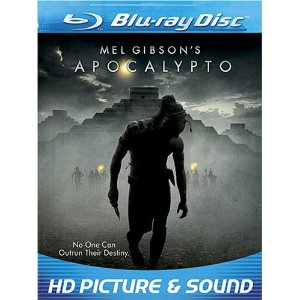 Apocalypto directed by: Mel Gibson