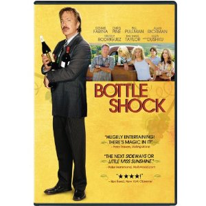 Bottle Shock starring: Alan Rickman and Bill Pullman