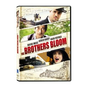 The Brothers Bloom starring: Adrian Brody
