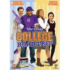 College Road Trip starring: Martin Lawrence