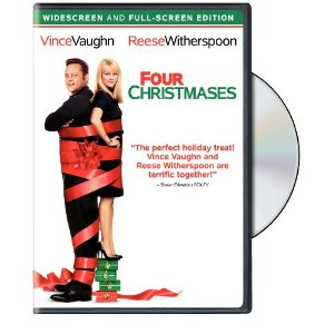 Four Christmases starring: Vince Vaughn and Reese Witherspoon