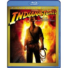 Indiana Jones and the Kingdom of the Crystal Skull starring: Harrison Ford and Shia LaBouf