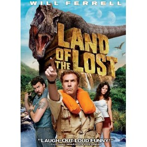 Land of the Lost starring Will Ferrell