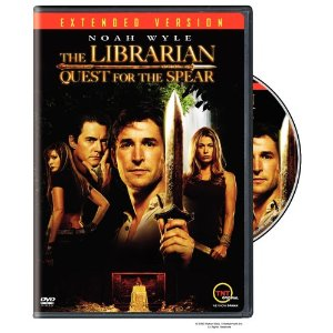 The Librarian Starring: Noah Wyle