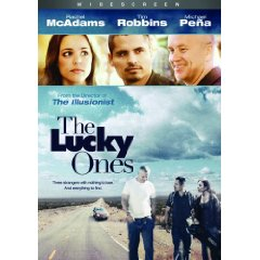 The Lucky Ones starring: Tim Robbins and Rachel McAdams