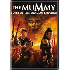 The Mummy: Tomb of the Dragon Emperor starring: Brendon Frasier and Jet Li