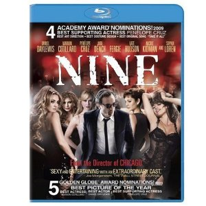 Nine starring Penelope Cruz