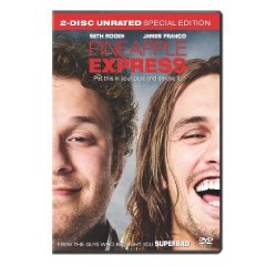 Pineapple Express starring: Seth Roggen and James Franco