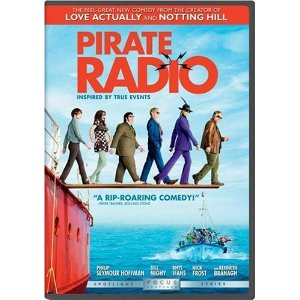 Pirate Radio starring: Philip Seymour Hoffman