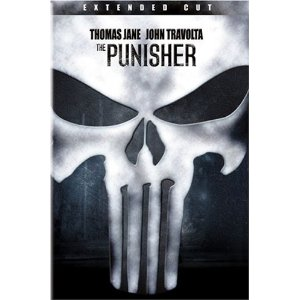 The Punisher Starring: Thomas Jane and John Travolta