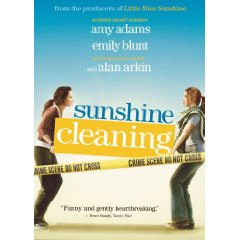 Sunshine Cleaning starring: Amy Adams