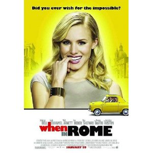 When in Rome starring Kristen Bell and Josh Duhamel