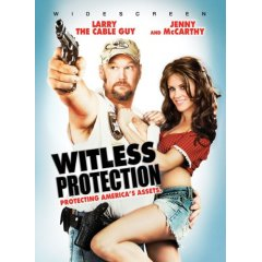 Witless Protection starring: Jenny McCarthy