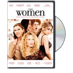 The Women starring: Meg Ryan, Eva Mendes, Annette Bening, Debra Messing, and Jada Pinkett-Smith